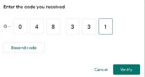 gmail验证