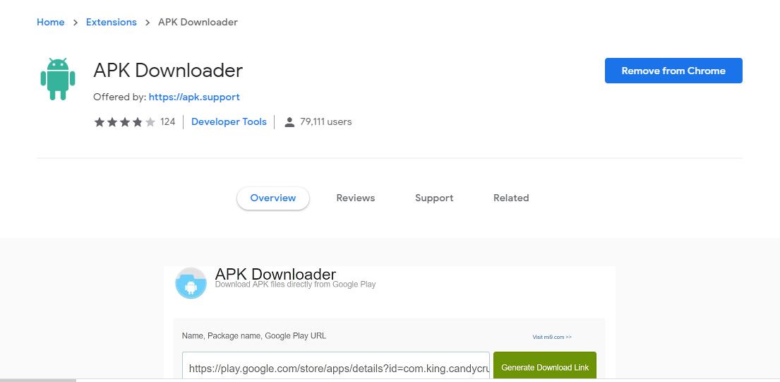 APK Downloader下载