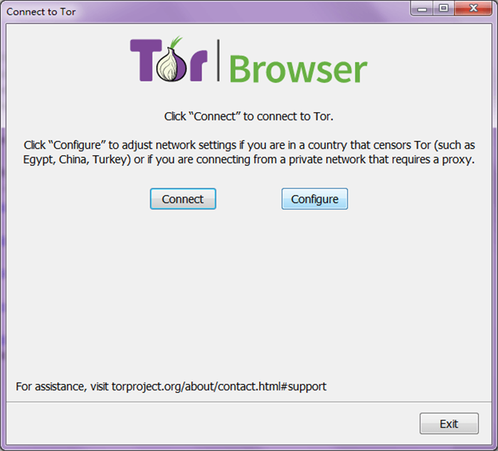 tor浏览器 让隐匿隐私