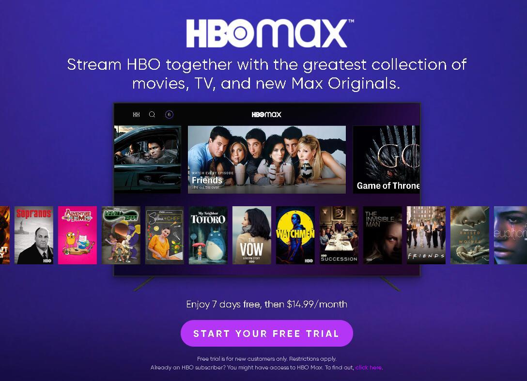 体验测评:在中国如何看HBO Max流媒体内容