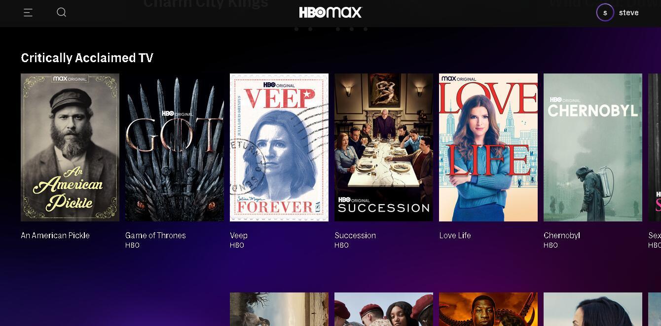 体验测评:在中国如何看HBO Max流媒体内容g