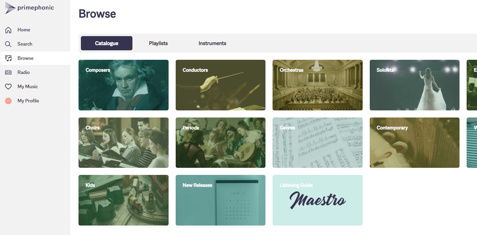 苹果收购了古典音乐流媒体网站Primephonic,将整体并入苹果