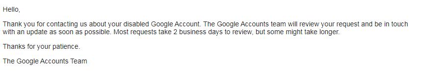 Gmail被封了,还绑定了google voice,然后捆绑了一些其他账号,怎么申诉解封